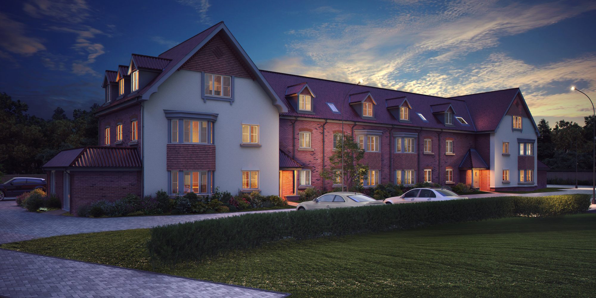 Silent Garden Liphook Is A New And Exciting Development In